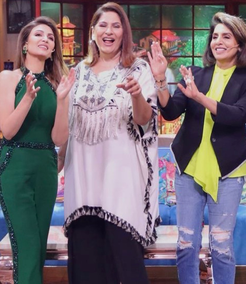Neetu Kapoor excited to appear with daughter Riddhima on 'The Kapil Sharma  Show'