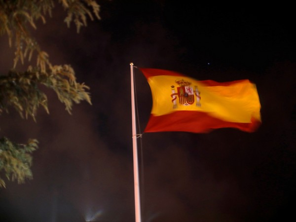 Spanish flag (Credit: Reuters Pictures)