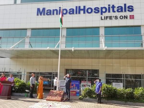 Manipal Hospitals, Bengaluru [Photo/ANI]