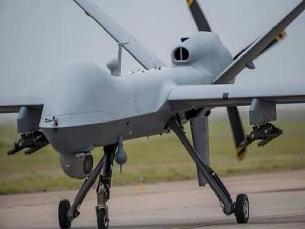 Representative image of Predator drone