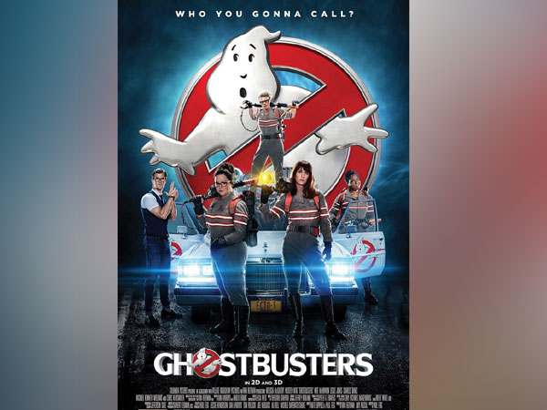 Poster of 'Ghostbusters'