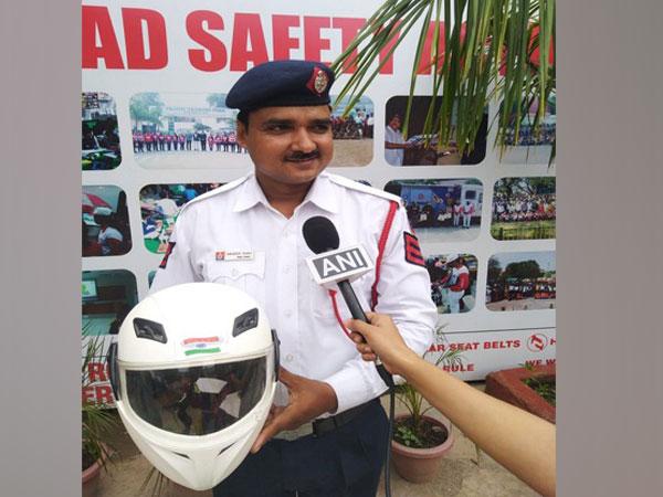 Sandeep Shahi, Delhi traffic police head constable