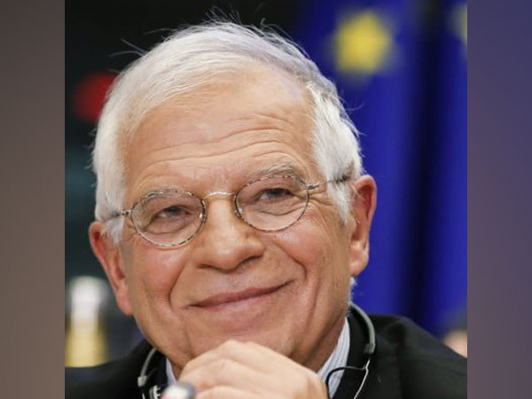 High Representative of the EU for Foreign Affairs and Security Policy Josep Borrell