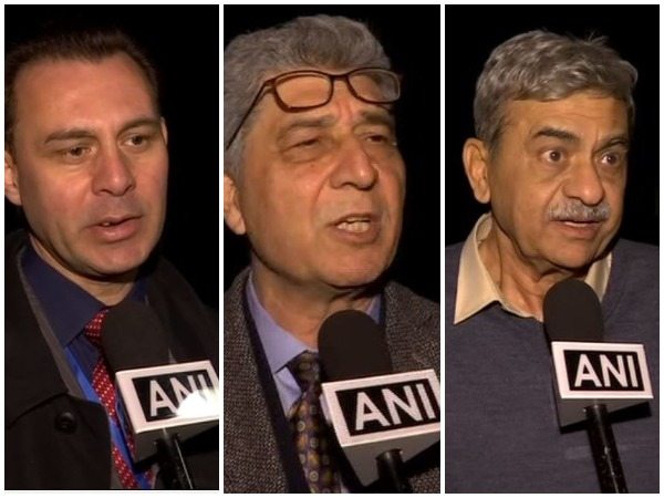 Human rights activists in Geneva react to China's move of blocking JeM chief Masood Azhar as global terrorist.