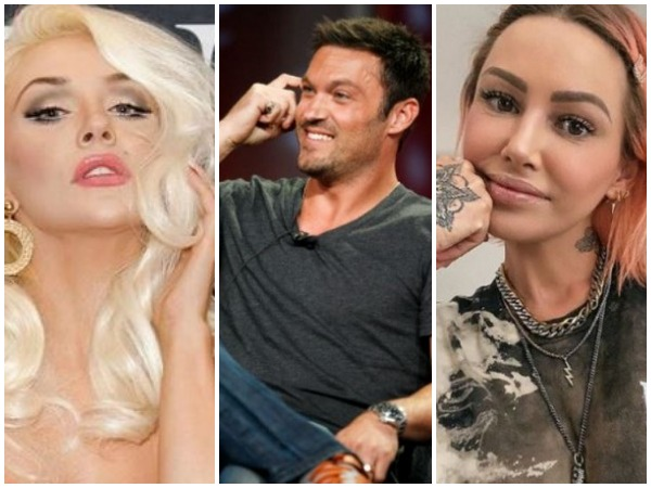 Courtney Stodden, Brian Austin Green and Tina Louise (Image courtesy: Instagram)
