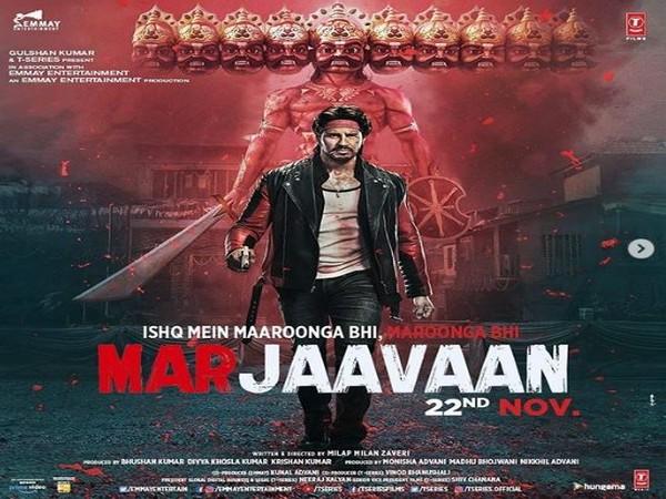 'Marjaavaan' poster