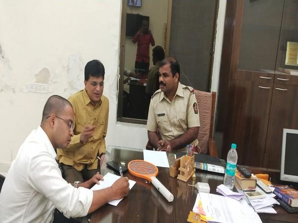 Hiramani Tiwari has filed a fresh complaint seeking protection.
