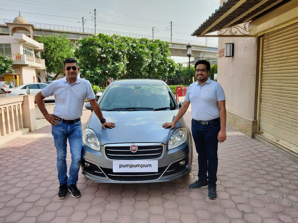 The startup offers used-car leasing in corporate and retail segment