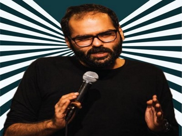 Stand-up comedian Kunal Kamra (Pic credit: His Twitter account)