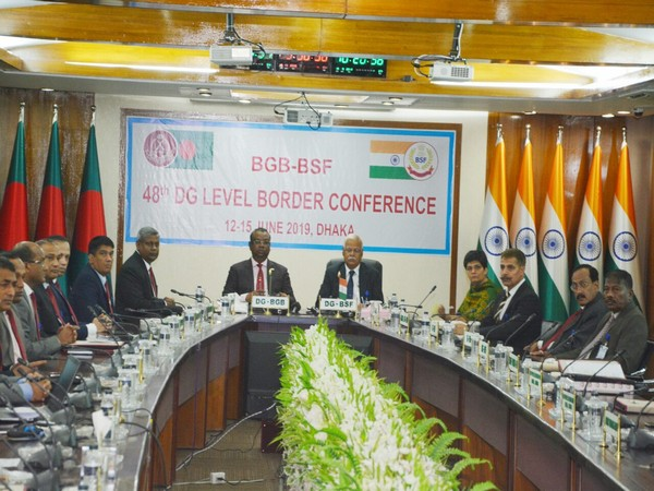 BSF-BGB concluded their 48th DG level talks in Dhaka on Saturday.