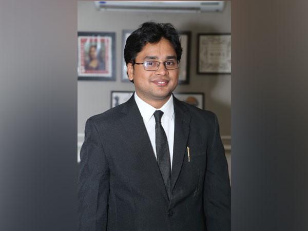 Vinay Prakash Tiwari, Founder of Investing Daddy