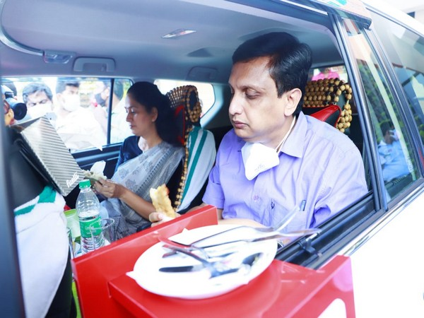 Kerala Tourism Minister PA Mohammed Riyas (Photo/ANI)