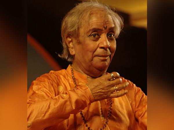 Padma Vibhushan Pandit Birju Maharaj
