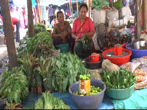 Weekly flea markets in Dimapur city play huge role in women empowerment