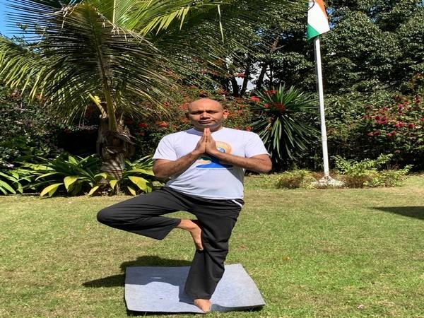 Indian Ambassador Abhay Kumar