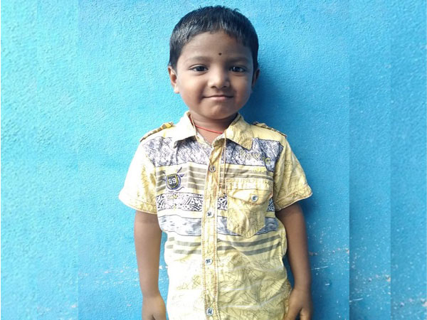 Six-year-old Purushottam Reddy died after falling in a Sambar vessel on Wednesday in Kurnool. Photo/ANI