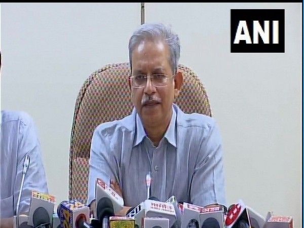Special Commissioner of Police (Crime) Satish Golcha addressing the media on Wednesday. Photo/ANI