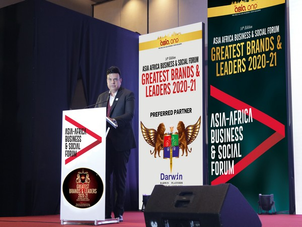 The 14th Asia-Africa Business and Social Forum: Awards & Business E-Summit and Greatest Brands and Leaders 2020-21- Asia, Middle East and Africa