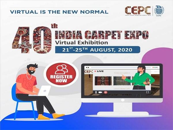 40th India Carpet Expo