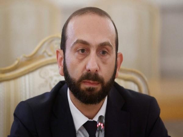 Armenian Foreign Minister Ararat Mirzoyan