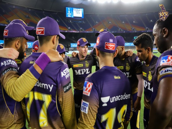 The KKR-RCB game was the first one to be postponed on Monday. (Photo/ iplt20.com)