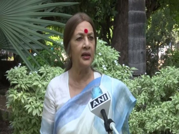 CPI (M) Polit Bureau member Brinda Karat speaking to ANI on Sunday. [Photo/ANI]