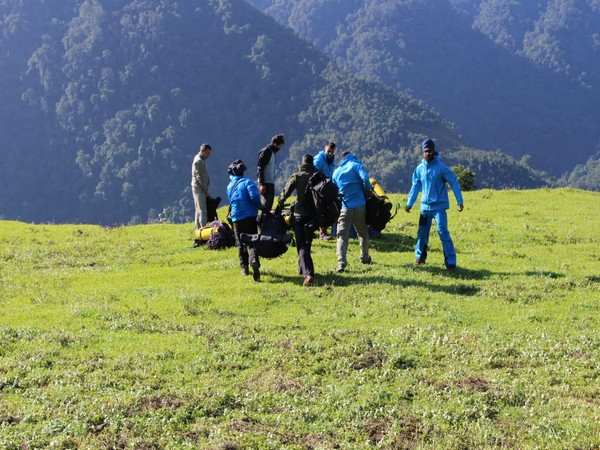 The induction of 15 mountaineers who were airlifted by helicopters to reach to the site of AN-32 crash is complete.