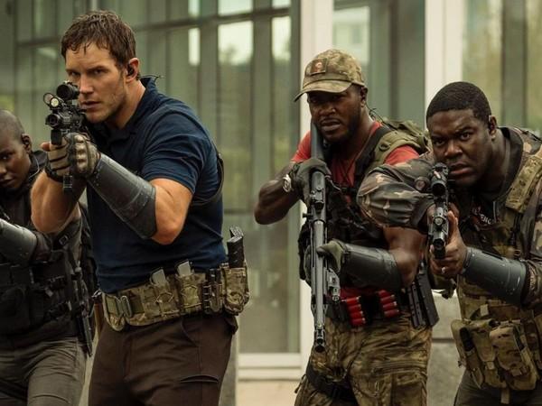 Chris Pratt in 'Tomorrow War' (Image Source: Instagram)