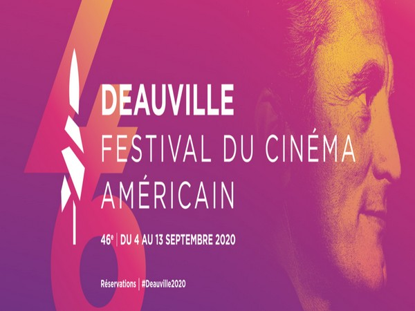 A poster of Deauville Film Festival (Image source: Twitter)