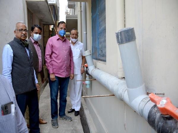 Installation of Rainwater Harvesting Systems