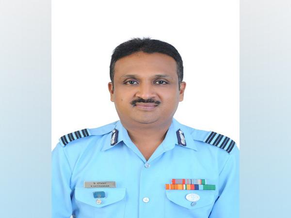 Group Captain Kesavan Nair Harisankar