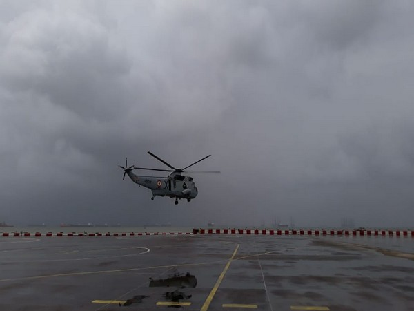 WNC has deployed eight flood rescue teams along with a helicopter for rescue ops on Saturday. Photo/ANI