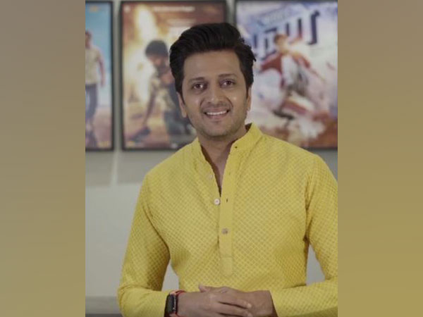 Riteish Deshmukh (Image courtesy: Instagram)