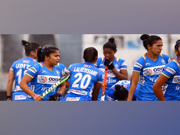 Indian women's hockey team end Germany tour with 1-2 defeat (Photo/ Hockey India website)