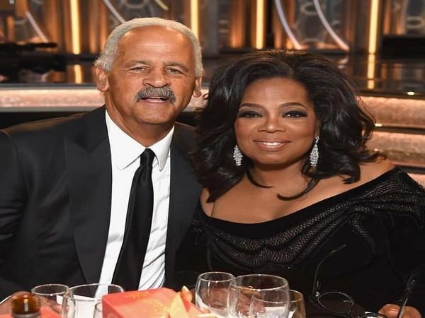 Oprah Winfrey with husband Stedman Graham (Image courtesy: Instagram)