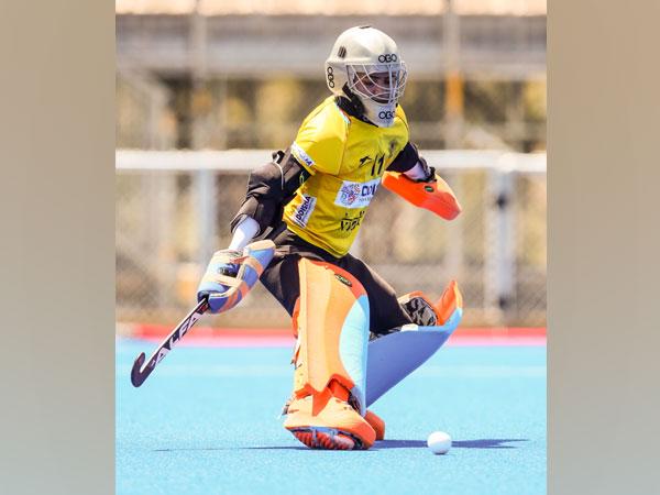 Hockey vice-captain Savita (Photo/ Hockey India)