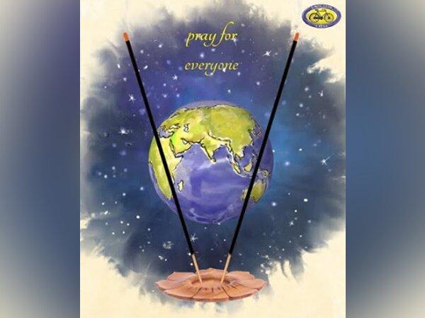 Cycle Pure Agarbathi - Pray for everyone
