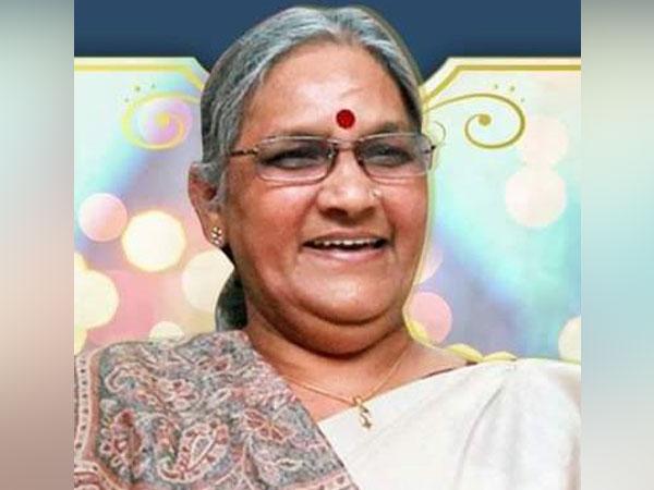 Congress leader Karuna Shukla