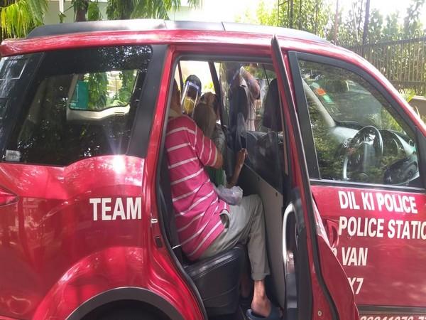 COVI Van (Photo/ANI)