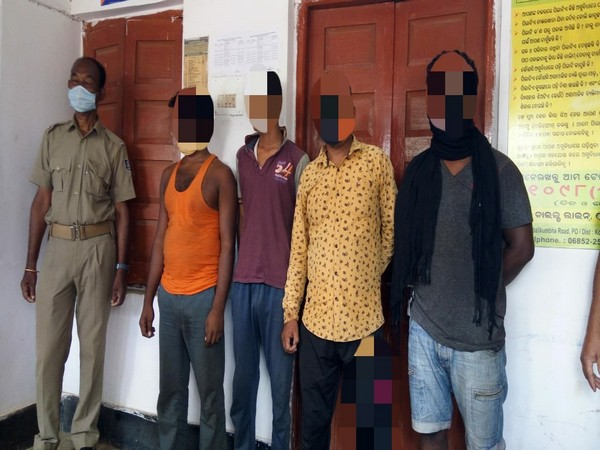 Four accused in connection to the case have been arresrted (Photo/ANI)