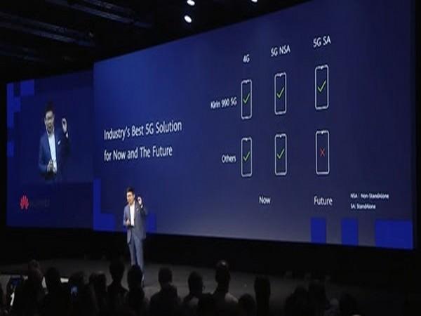 World's first flagship 5G SoC