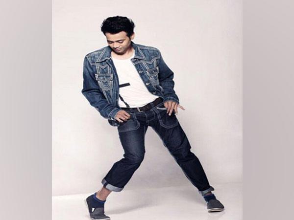 Choreographer Paresh Shirodkar