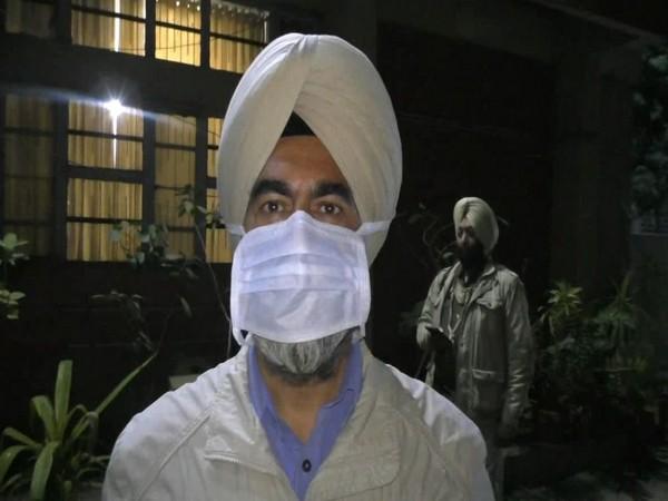 Jalandhar DCP (Investigation) Gurmeet Singh. [Photo/ANI]