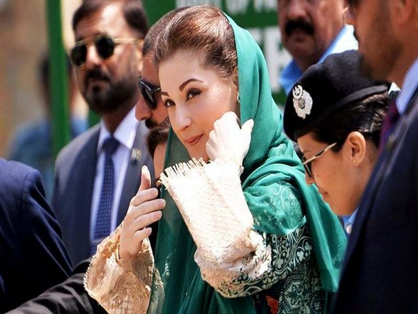 Maryam Nawaz, daughter of former prime minister Nawaz Sharif (File pic)