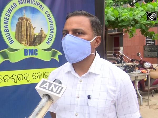 BMC Commissioner Prem Chandra Chaudhary. (Filephoto/ANI)
