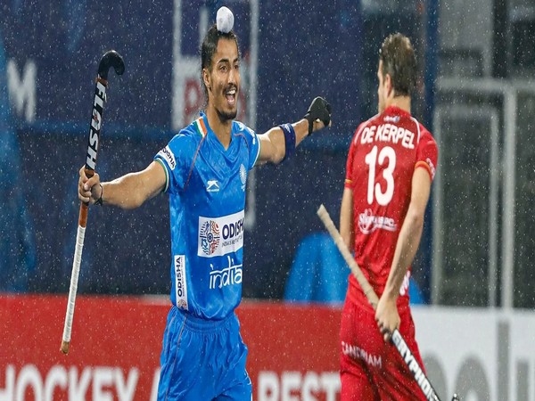 Dilpreet Singh (Photo/ Hockey India website)