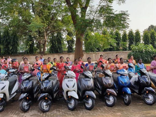 Teacher Empowerment through Subsidised Scooters