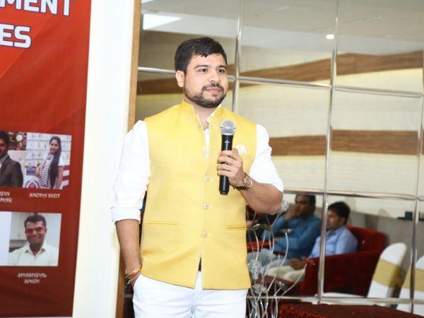 Varun Gupta, IMTS