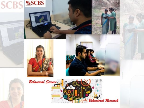 SCBS Behavioral research