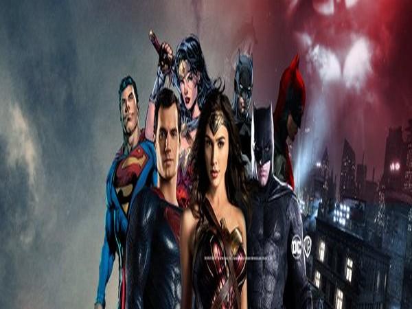 DC superheroes (Image courtesy: Twitter)